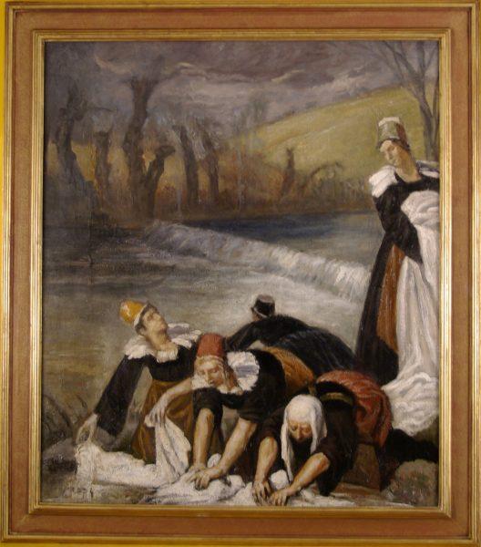 Les Lavandieres en Bretagne