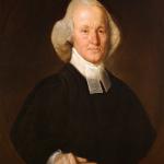 Portrait of the Reverend Edward Miller