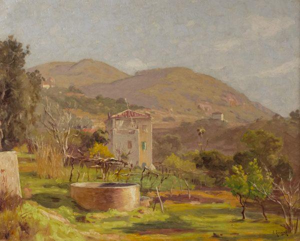 Villefranche, Garden View