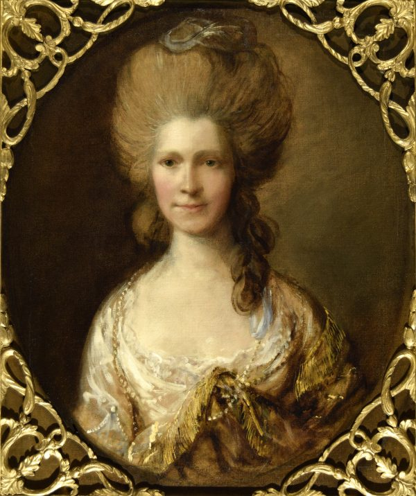 Portrait of Mrs. Thomas Fletcher