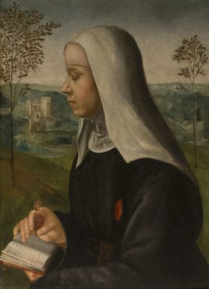 SAINT CATHERINE OF SIENA