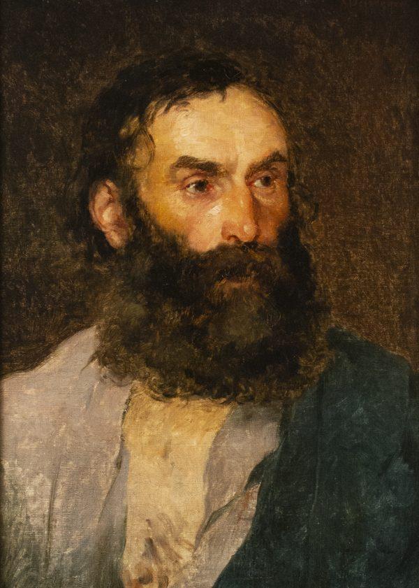 Half Length Portrait of a Bearded Gentleman
