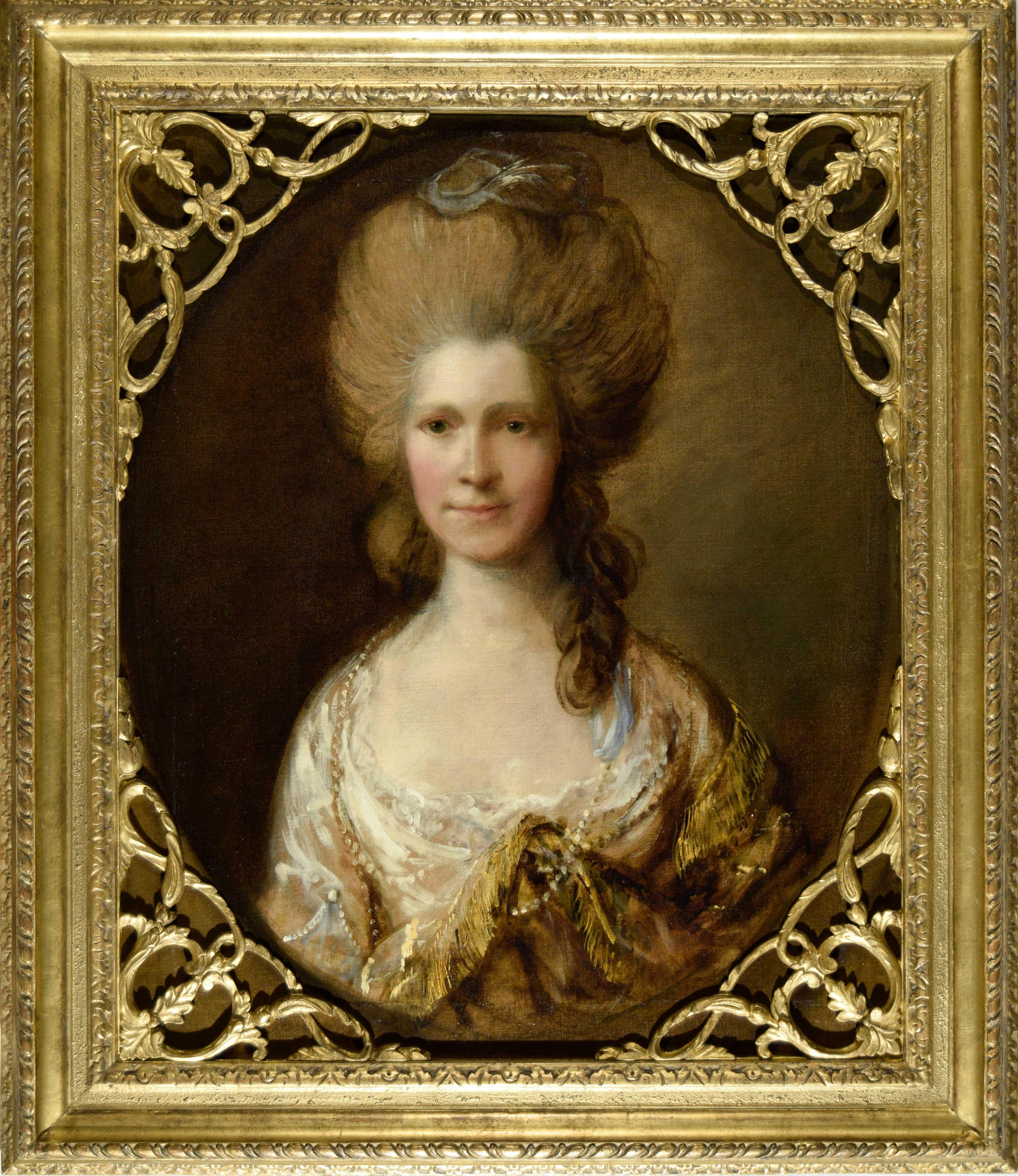 Portrait of Mrs. Thomas Fletcher