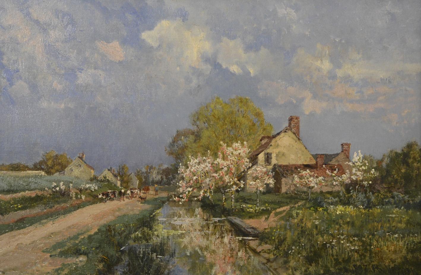 Alexander Veron - Spring Landscape