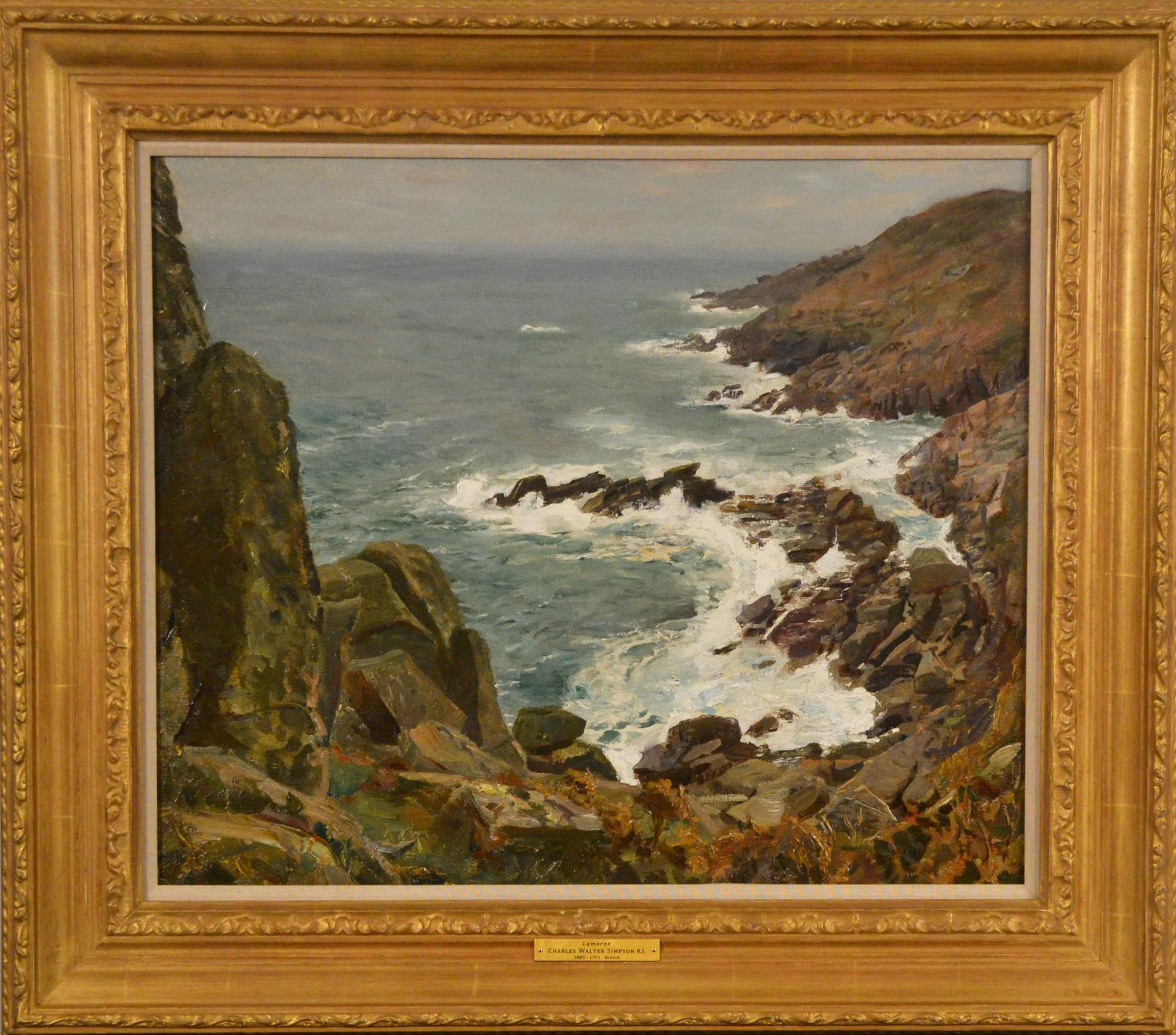 Charles Walter Simpson R.I.