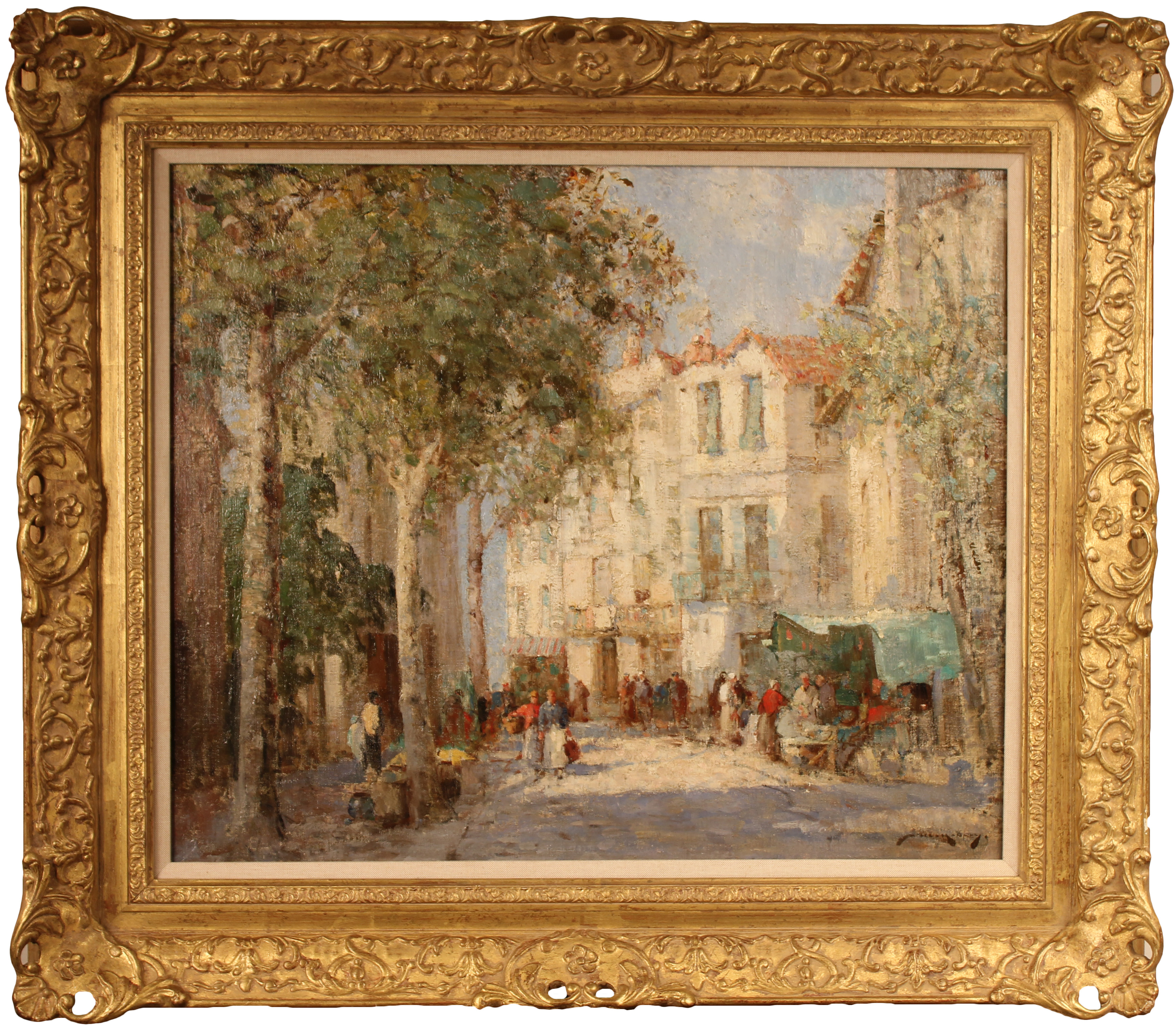Town Scene fr