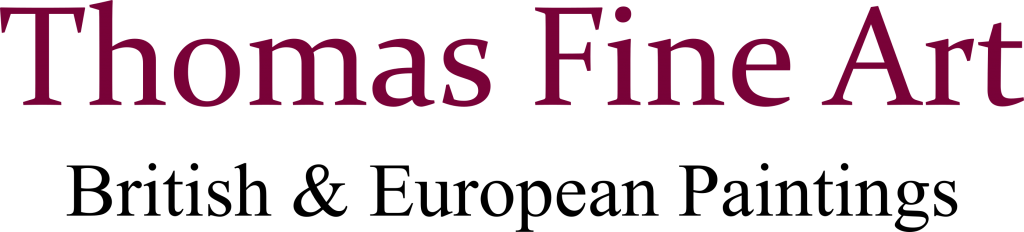 Thomas Fine Art Logo